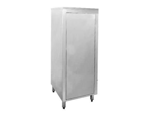 Crystal UMBC06   Kitchen Cabinet / Stainless Steel 50x40x160 cm