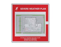 Safety Plan Holder
