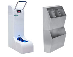 Cap & Shoe Cover Dispensers