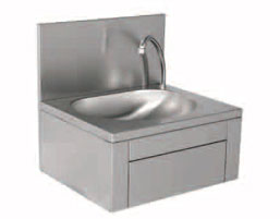Hand Wash Sinks & Faucets